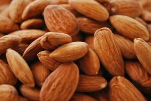 high protein low carb almonds