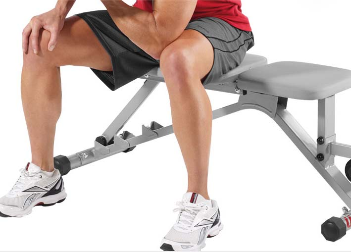 Universal 5 Position Weight Bench Review