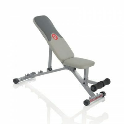 5 position universal weight bench