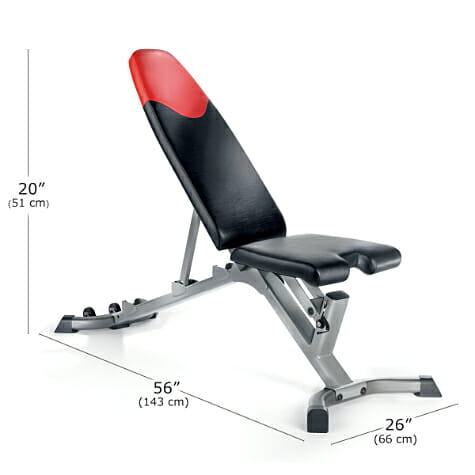 Bowflex SelectTech 3.1 Adjustable Weight Bench Review – With Video