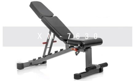 Xmark Adjustable Weight Bench XM-7630 – Review With Video!