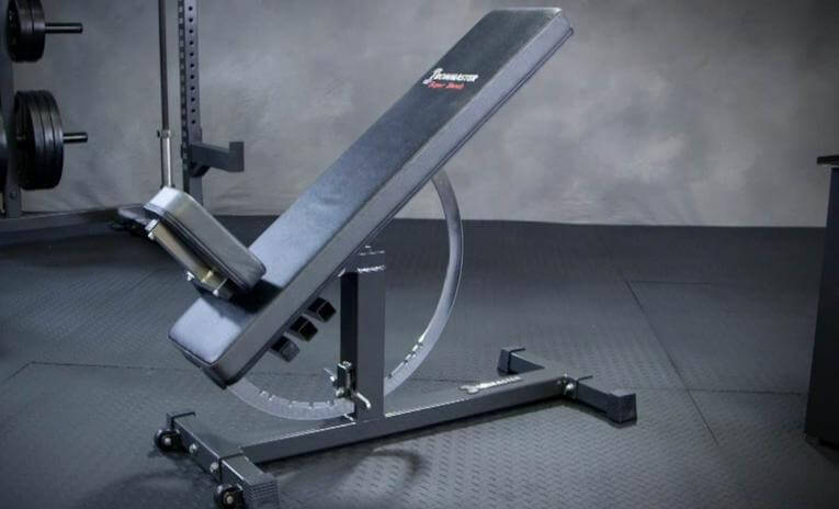 adjustable weight bench made by ironmast