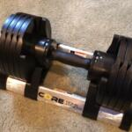 single core fitness dumbbell
