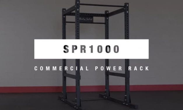 Detailed Review of The Body Solid SPR1000 Commercial Power Rack