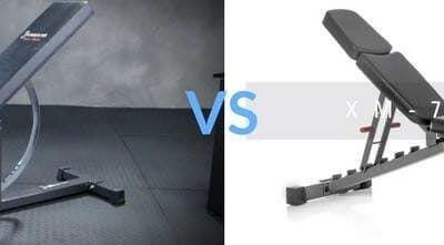 Ironmaster Super Bench vs Xmark 7360