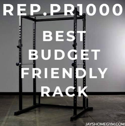 rep fitness rack