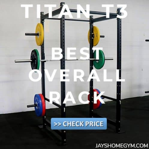 check price Titan t3 in home gym