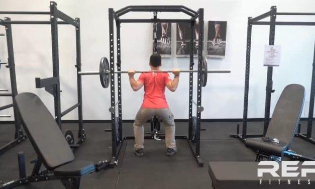 Rep Fitness Power Rack PR-1100 & PR-1000