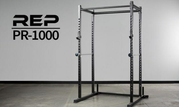 Rep PR-1000 Power Rack Review