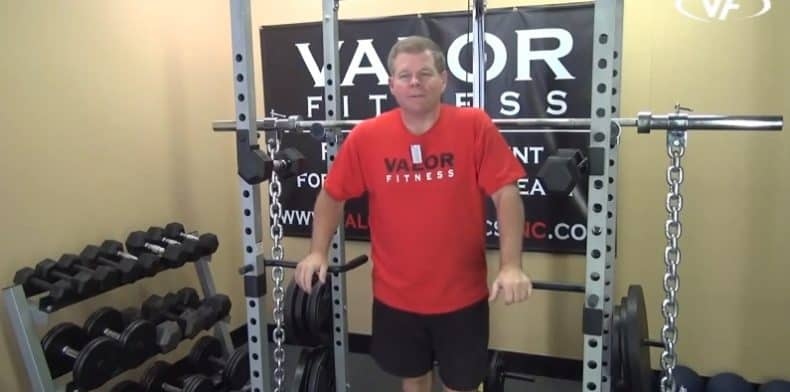 Valor Athletics Power Rack db7- Review