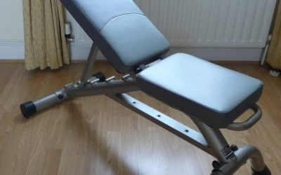 5 Position York Weight Bench