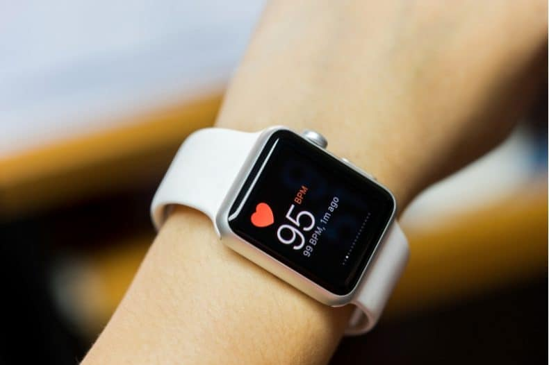wrist heart rate monitor