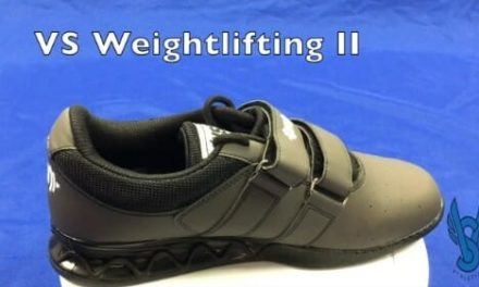 VS Athletics Weightlifting Shoe II Reviewed