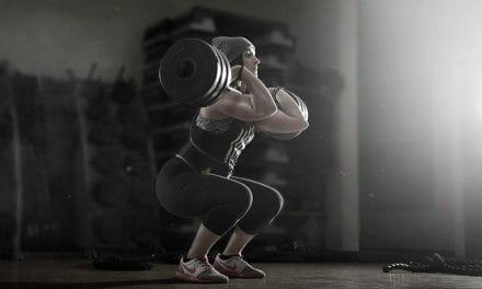 Fire Team Fit Weightlifting Belt
