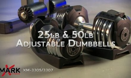Xmark Fitness Adjustable Dumbbell Pair Review