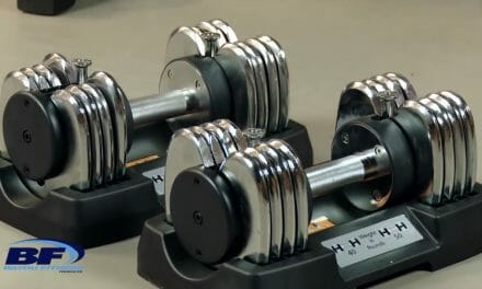 Bayou Fitness Adjustable Dumbbells Review