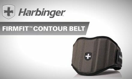 Harbinger Firm Fit Lifting Belt