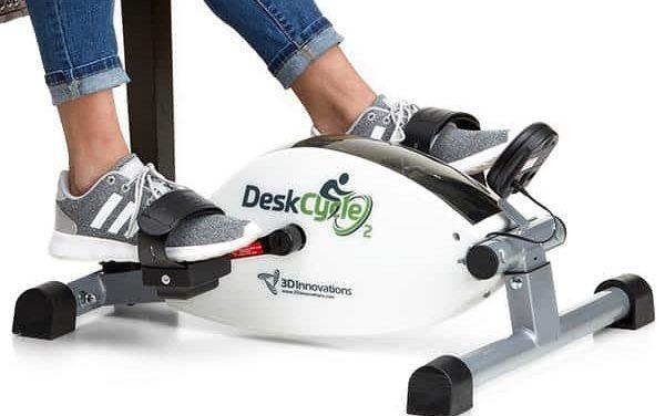 DeskCycle Desk Exercise Bike Review