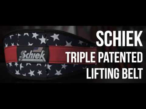 Schiek Weight Lifting Belts