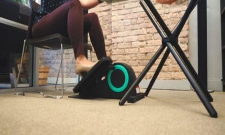 Cubii jr Desk Elliptical Review