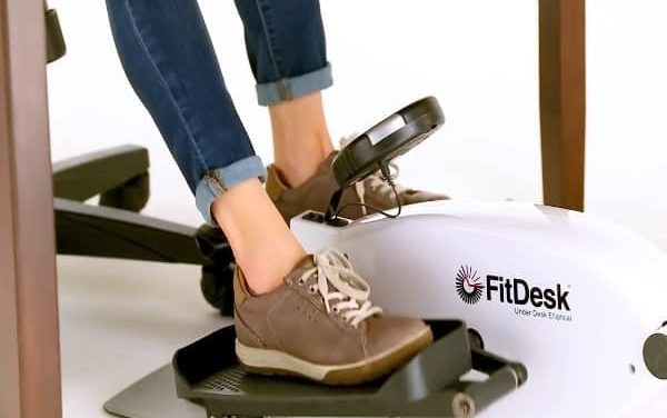 FitDesk Under Desk Elliptical Review