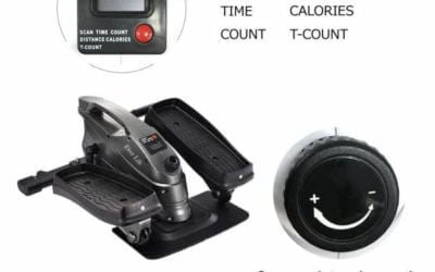 IDEER LIFE Under Desk Elliptical