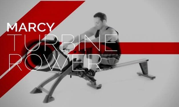 Marcy Turbine Rowing Machine