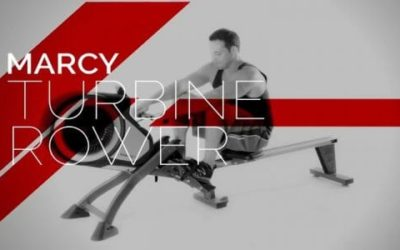 Marcy Turbine Rowing Machine
