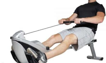 Titan Fitness Adjustable Magnetic Rower