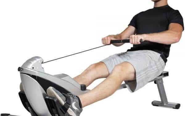 Titan Fitness Adjustable Magnetic Rower