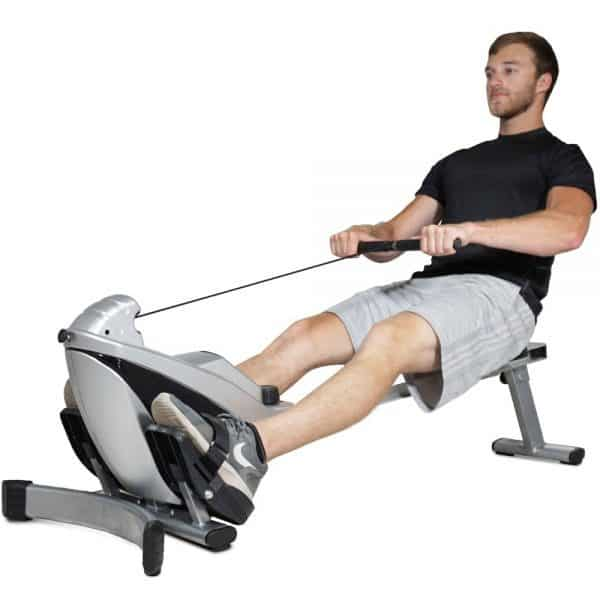 Titan fitness magnetic rower