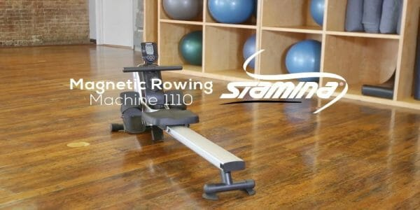 Stamia magnetic rowing machine 1110
