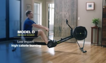Concept 2 Model D Rower