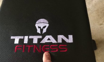 Titan Fitness Adjustable Bench