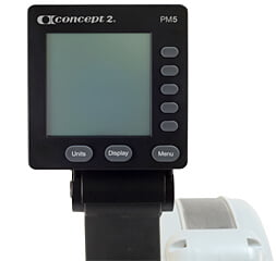 concept 2 model d rower monitor