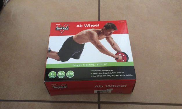 Valeo Ab Roller Wheel