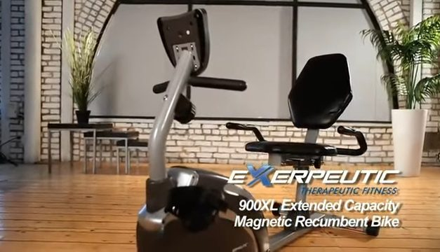 Exerpeutic Recumbent Bike 900XL