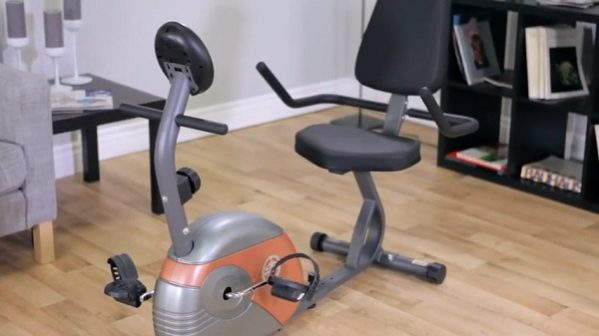 Marcy Recumbent Bike ME-709 Review