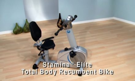 Stamina Total Body Recumbent Bike Review
