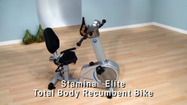 Stamina Total Body Recumbent Bike Review
