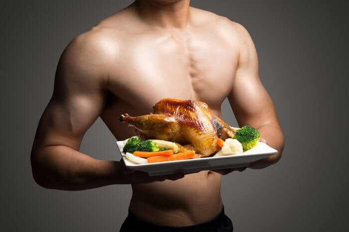 Diet For Gaining Muscle And Mass