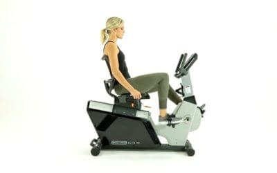 3g Cardio Elite Recumbent Bike
