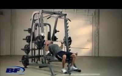 Everything You Need To Know About The Body Solid Smith Machine Series 7