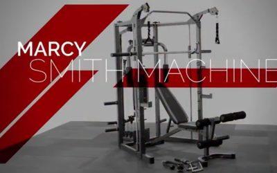 Marcy SM-4008 Combo Smith Machine Best Under $800?