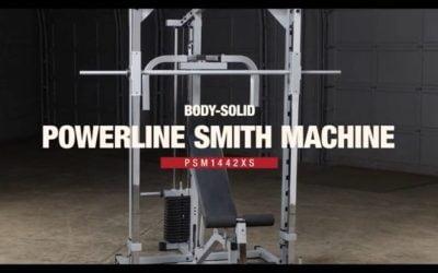 Body-Solid Powerline PSM1442XS Smith Machine