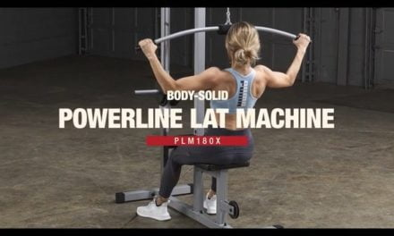 Powerline PLM180X Lat Machine Reviewed