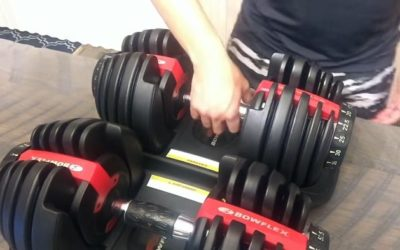 Bowflex Adjustable Dumbbells 552 Review