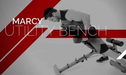 Marcy Deluxe Utility Bench Reviewed