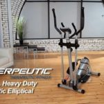 full view of exerpeutic 1000xl magnetic elliptical