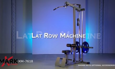 Xmark Lat Pulldown Machine Review
